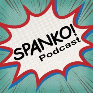 Spanko Podcast Logo